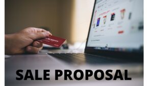 How to Write Sale Proposal?